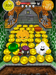 Coin Dozer Halloween- screenshot thumbnail