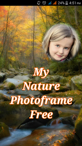 My Nature Photo Frames Free