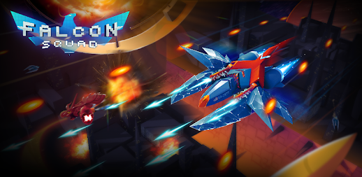 Falcon Squad - Protectors Of The Galaxy APK
