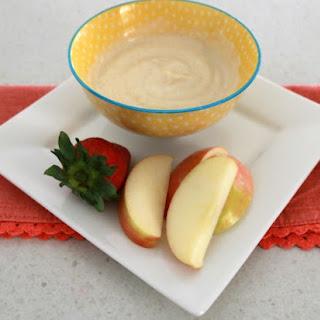 3 Ingredient Peanut Butter Dip
