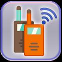 Wi-Fi Walkie Talkie grátis icon