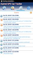 Screenshot of GPS Tracker Car TK SMS