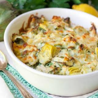 Healthy Chicken Spinach Casserole Recipes.