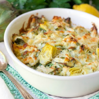 Healthy Chicken Spinach Casserole Recipes.