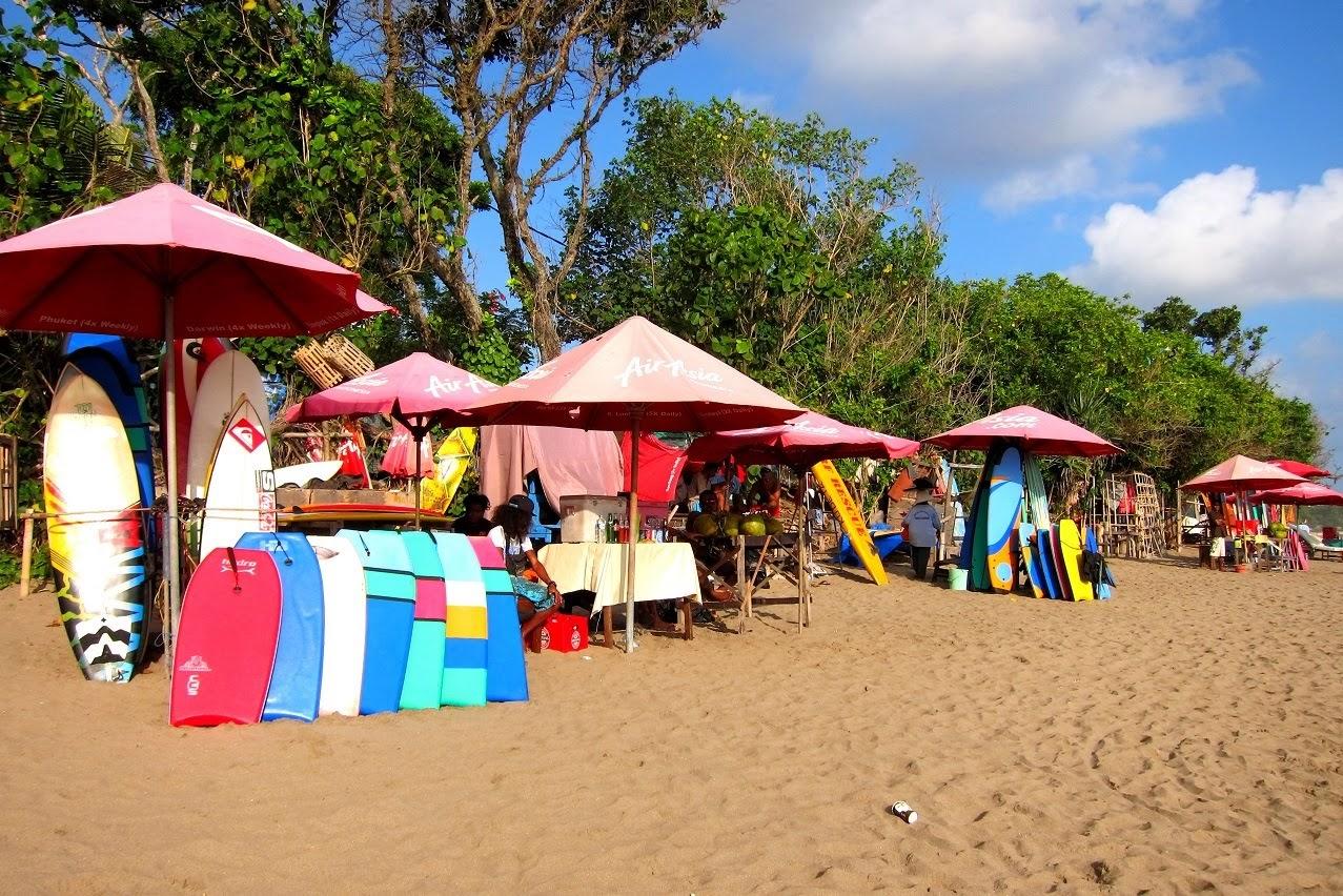 Seminyak Square and Seminyak Beach