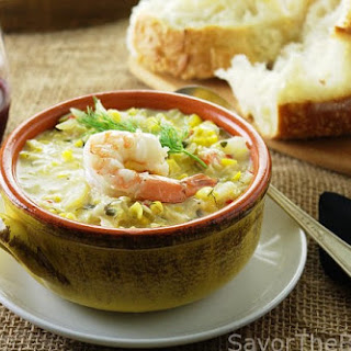 Corn and Shrimp Chowder Recipe