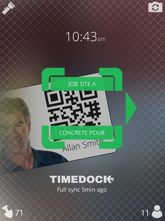 TimeDock- screenshot