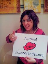 Photo: Laura Barbero, rockera de Mendillorri!