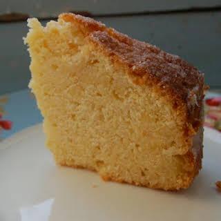 Luscious Lemon Drizzle Cake.