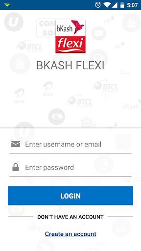 Bkash Flexi app (apk) free download for Android/PC/Windows