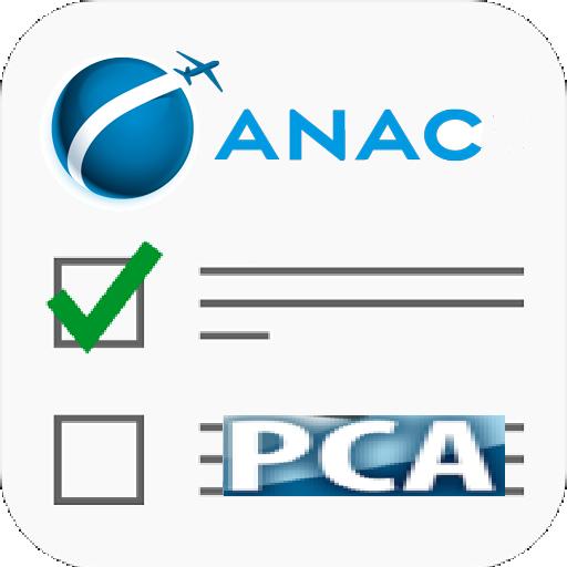 Simulados ANAC - PCA