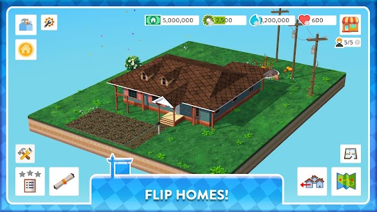 Flip This House MOD (Free Shopping) [Latest] 5