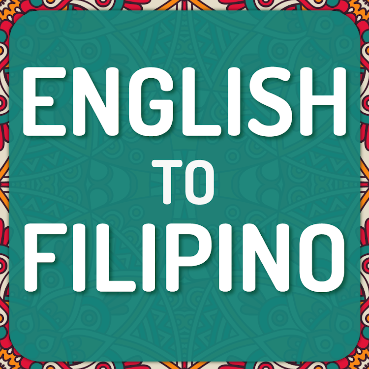 Translator English to Tagalog Dictionary – (Android Applications