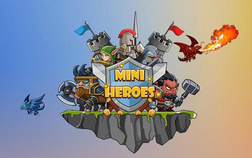 Mini Heroes  captures d'u00e9cran 1