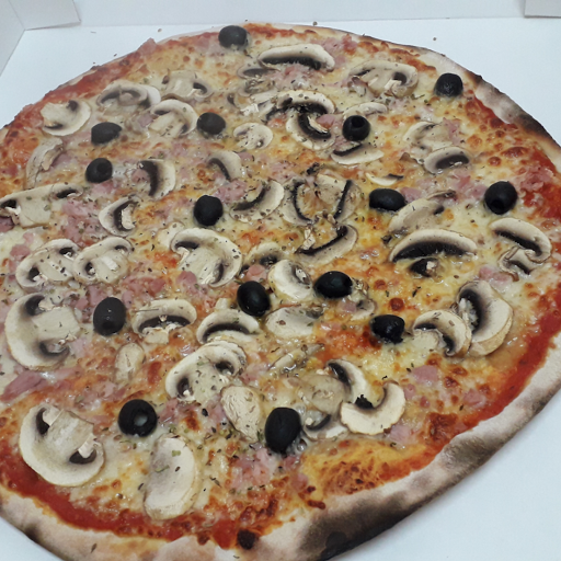 Pizza Bourgcomptoise