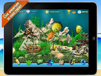 AquaLife 3D  Apk Download For Android and Iphone 6