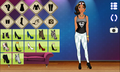 Avalor Dress up Screenshot