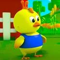 유아동영상, 어린이 동요, 동화,자장가 - 인터넷없이 전래 동요 어린이 노래 icon