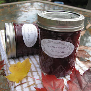 Two Ways To Perfect Cranberry Sauce.