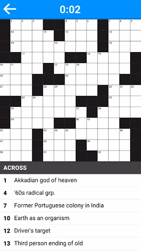 Crossword 2020  screenshots 2