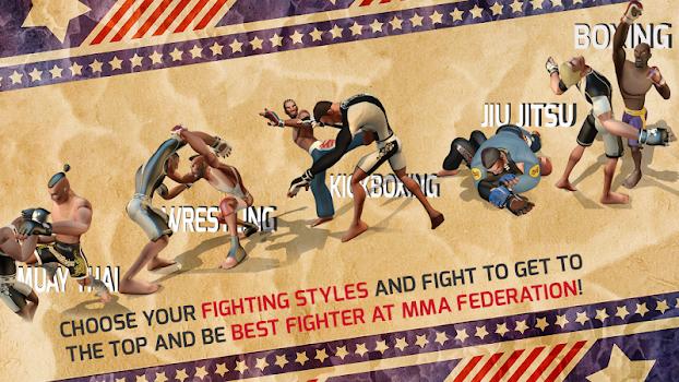 MMA Federation - Card Battler