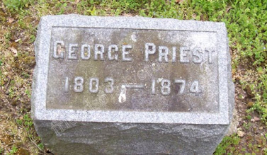 Photo: Priest, George