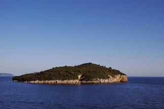 Photo: Walls of Dubrovnik, Island of Lokrum