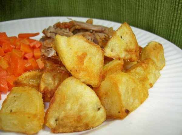 Gold Nugget Fried Potatoes (recipe For 2 )