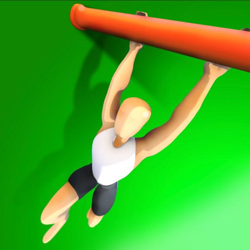 Mostre suas habilidades de ginástica