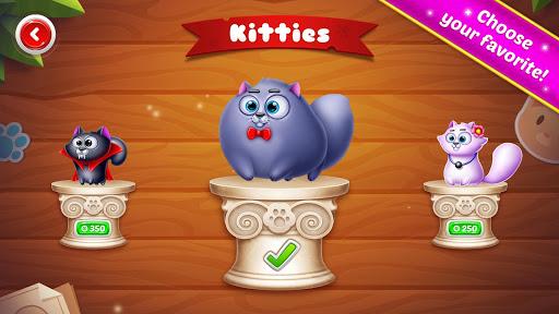 Happy Kitty Run APK MOD screenshots 2