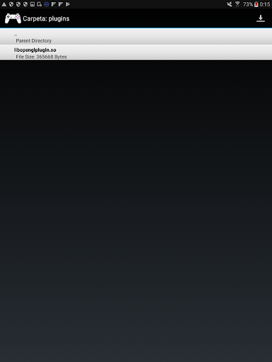 ePSXe openGL Plugin  captures d'écran 2