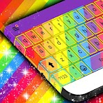 Rainbow Colors Keyboard Theme Apk