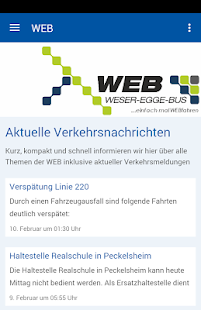 Weser-Egge-Bus – Miniaturansicht des Screenshots