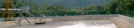 Lagoa de tratamento de Chorume de Aterro