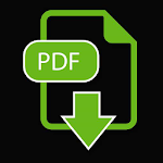 Image to PDF Converter Icon