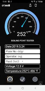 Brake fluid boiling point tester - náhled