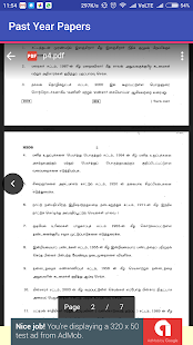 TNPSC Previous Year Papers - náhled