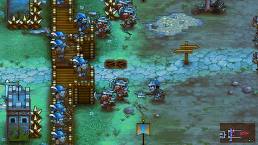 Fortress of War: Under the Siege 1.3 APK MOD screenshots 2