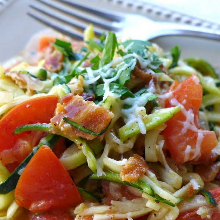 Zoodles All' Amatriciana