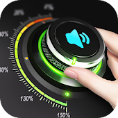 Volume Booster PRO - Sound Booster for Android Icon