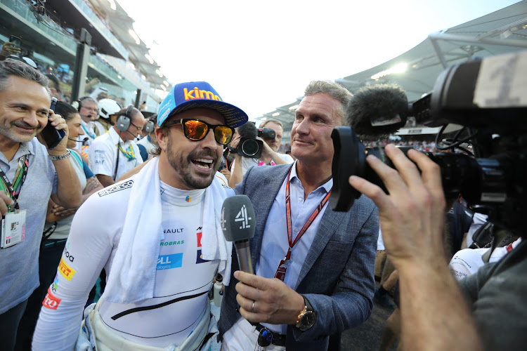 Fernando Alonso has quit F1 and has his sights on winning next year's Indy 500. Picture: REUTERS