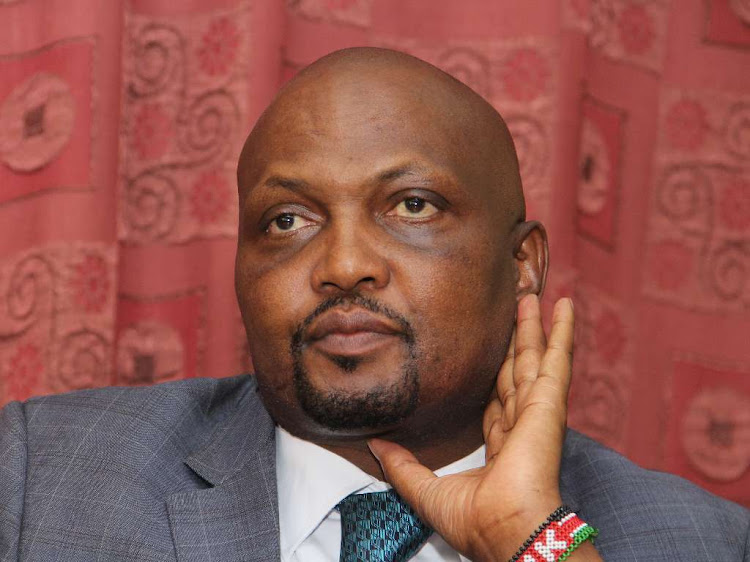 Image result for moses kuria