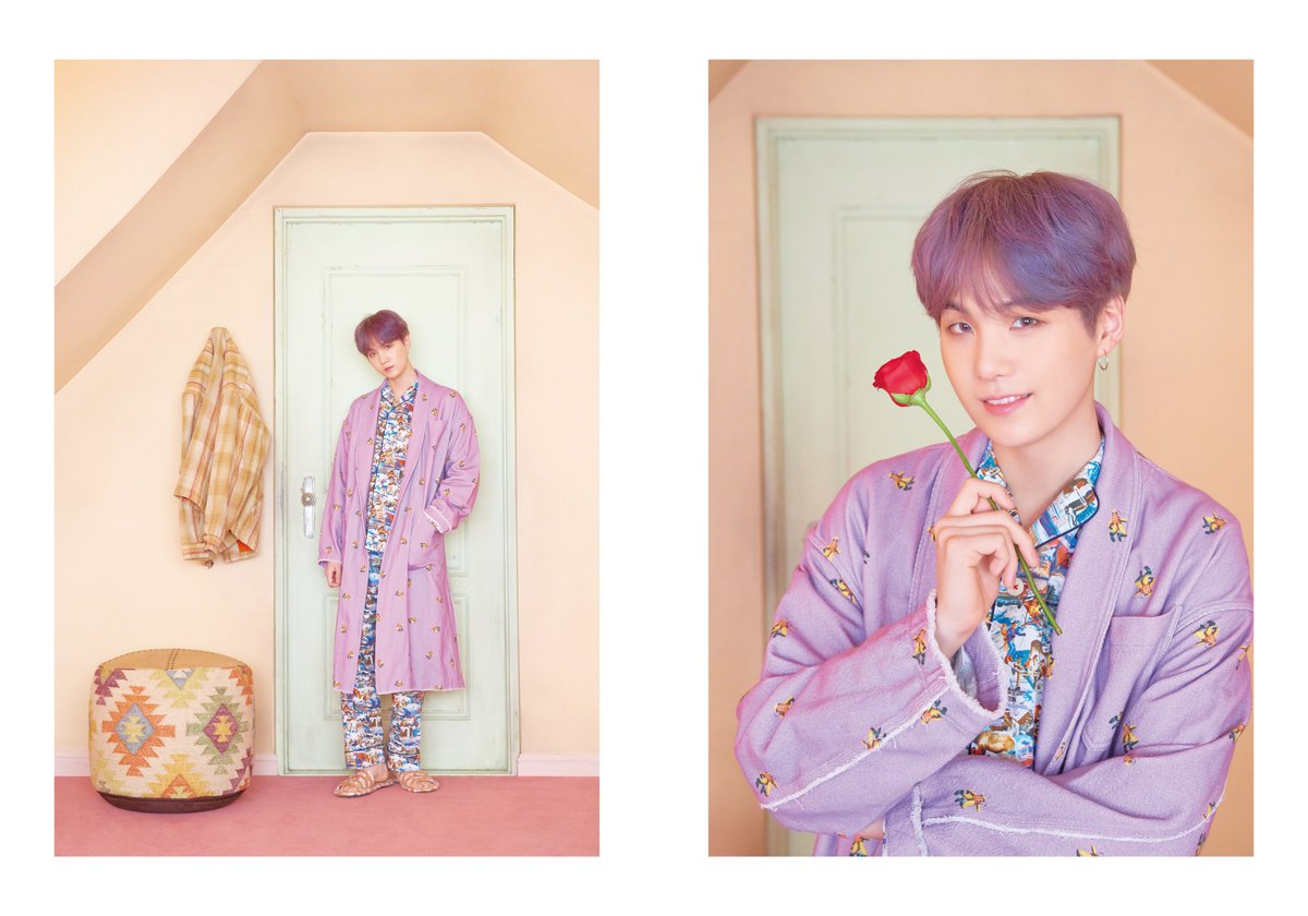 Bts Drops Members New Concept Photos For Quot Map Of The Soul