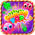Gummy Pop : Chain Reaction & Kids Puzzle Game icon