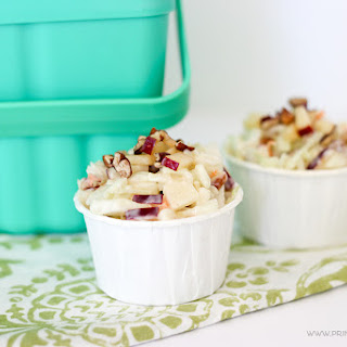 Apple And Pecan Slaw Recipes