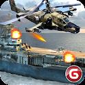 Navy Gunner 3D: Carrier Battle icon