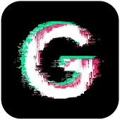 Glitch Photo Maker - Glitch Art & Trippy Effects