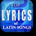 Top Lyrics of Latin Songs icon