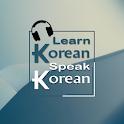 Korean Language Learning App Offline in English icon