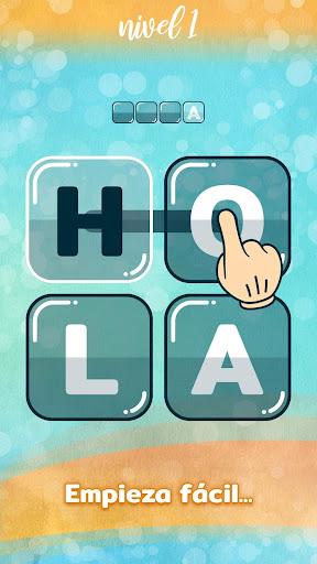 WordBlocks Puzzle de Palabras Cruzadas Gratis screenshots 1